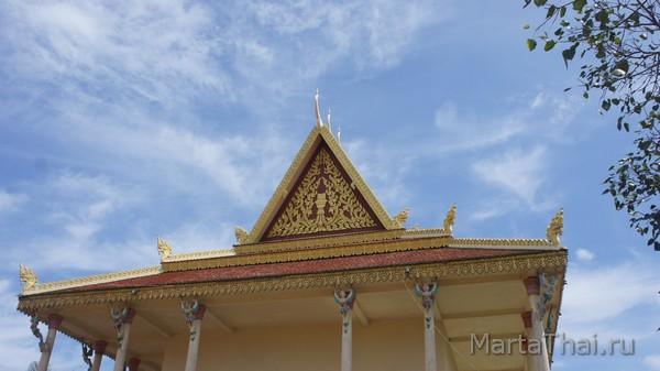 Жить в Камбодже