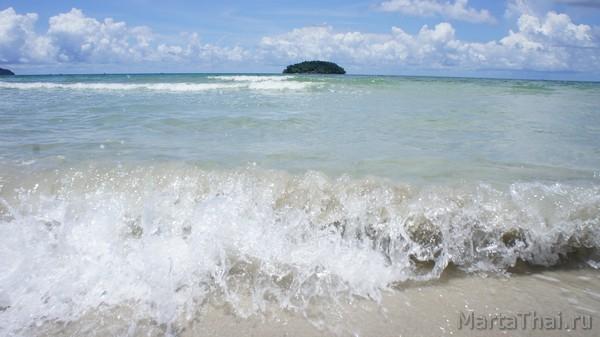 Пляж Отрес, Камбоджа, Сиануквиль