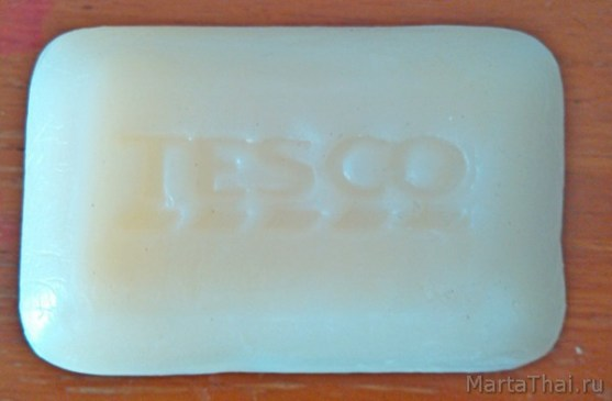 косметика из Tesco Lotusкосметика из Tesco Lotus