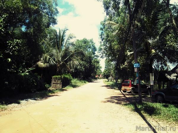 Otres Village, Сиануквиль