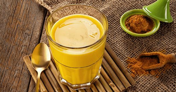золотое молоко с куркумой рецепт