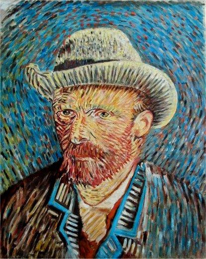 Tesina: Van Gogh e langoscia delluomo moderno.