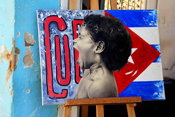 блог Марти Троцюк, графіті Куби3