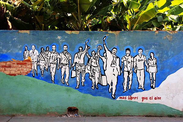 блог Марти Троцюк, графіті Куби4