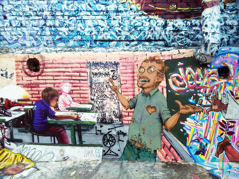 Графіті Сан Пауло8