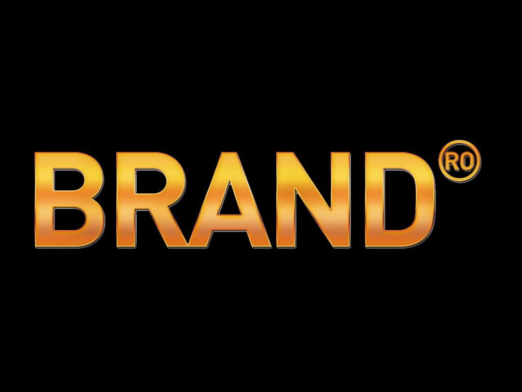 Brand Ro Negru