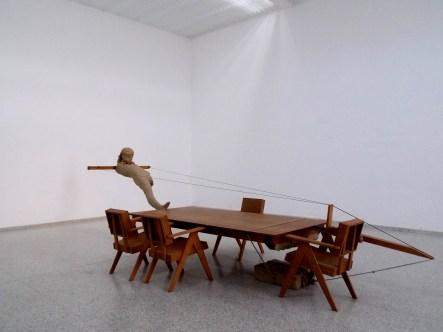 Mind Study, Mark Manders, 2010-2011