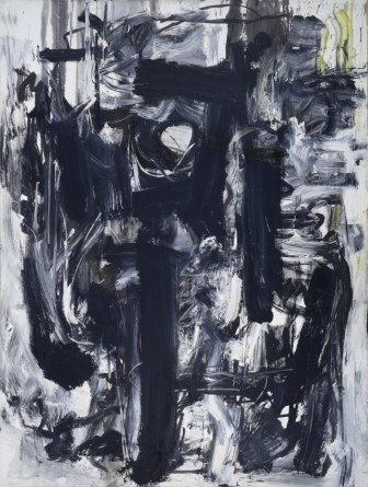 Incombente '84 - I, Vedova, 1984