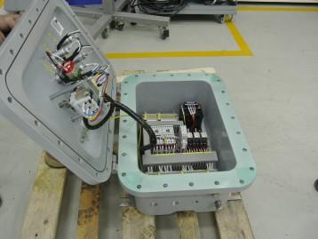 2 Fluorescent Light Wiring Diagram Ex D Flame Proof Control Panels Martec