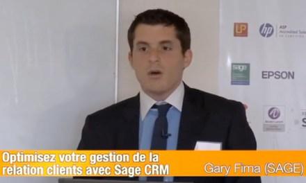 Une solution de gestion de la relation client : Sage CRM