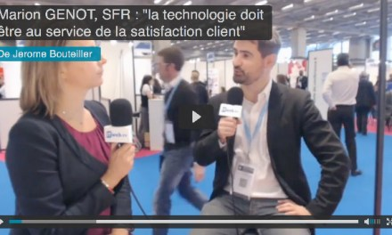 Big Data : interview de Marion Genot, directrice CRM de SFR