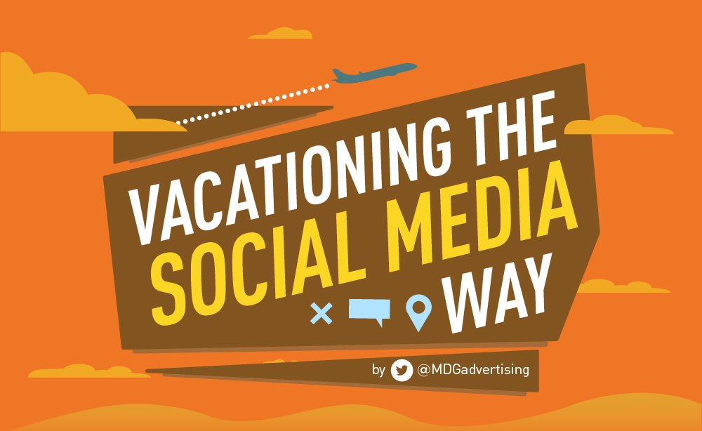 Statistics On How Travelers Utilize Social Media Before During And After A Vacation Martech Zone