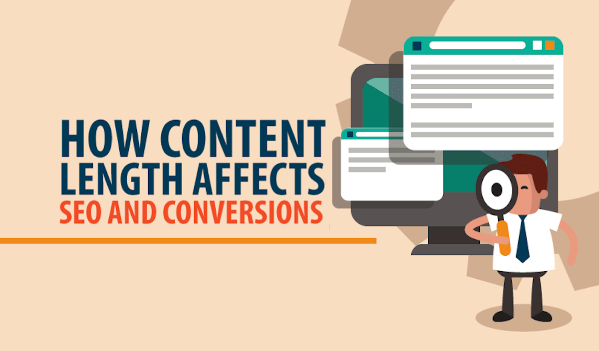 Content-Length: Correlation vs Causation with Ranking and Conversions
