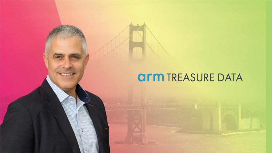 Rob Glickman Arm Treasure Data