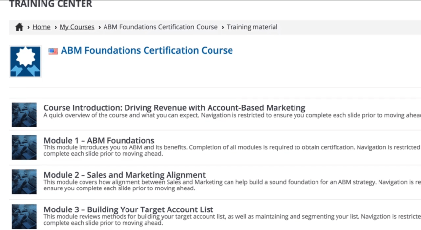 """""""ABM Certification: Foundations""""- Beginners Course"""