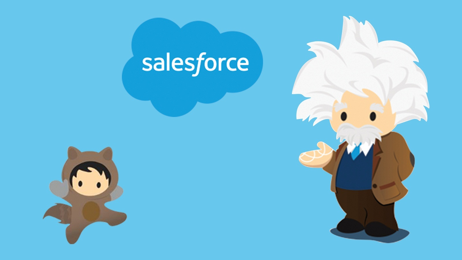 Salesforce Leaps Ahead of the Competition with Einstein High
