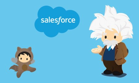 Salesforce Leaps Ahead of the Competition with Einstein High Velocity Sales Cloud - The Next-Gen AI-Powered Sales Economy