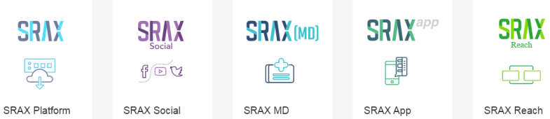 SRAX Products