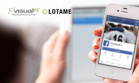 Visual IQ and Lotame