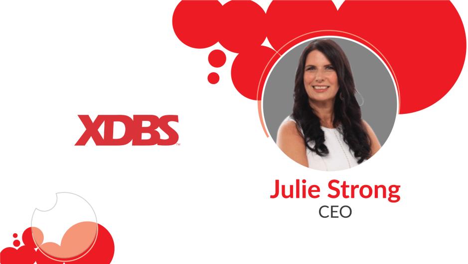 Julie Strong CEO, XDBS