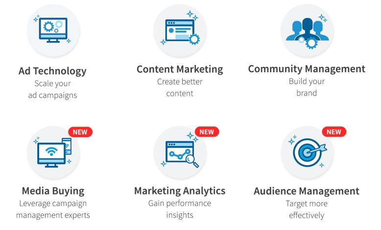 LinkedIn Categories