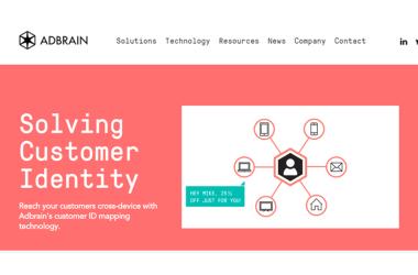 Adbrain Solving Customer identity