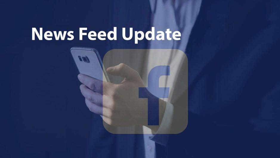 News Feed Update