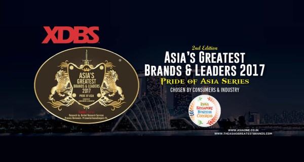 XDBS Wins Award