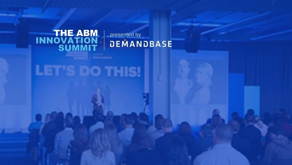 Demandbase ABM Innovation Summit 2018