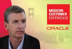 Interview with Des Cahill, Executive Marketing Leader, Oracle CX Cloud Suite Modern Customer Experience 2018