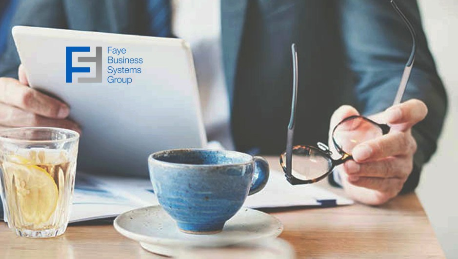 SugarCRM Elite Partner Faye Business Systems Group Named Among the 20 Most Promising Sage Solution Providers