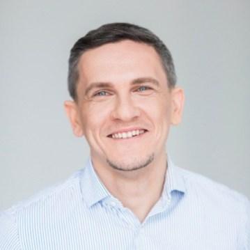 Dmitri Lisitski, Co-founder, Influ2