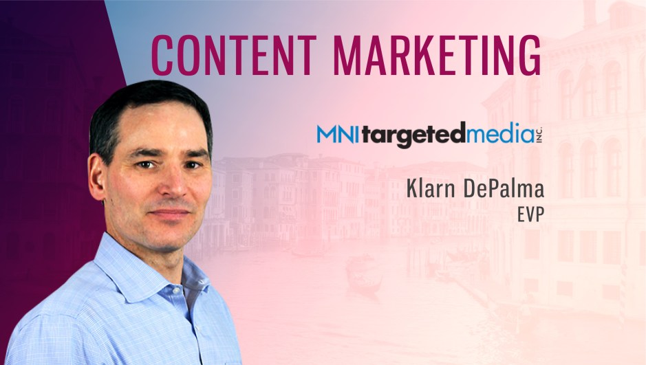 TechBytes with Klarn DePalma, Executive Vice President at MNI Targeted Media