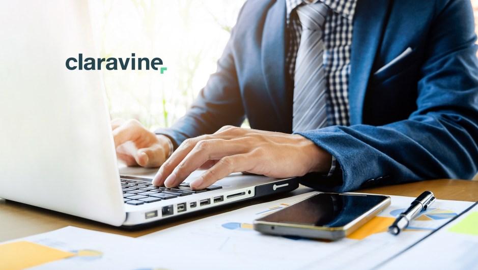 Tracking First Rebrands as Claravine with Enhanced Platform