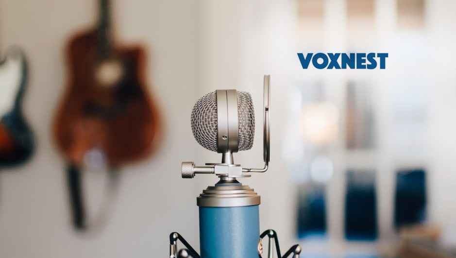 Award-Winning Radio and Podcast Producer Jonathan Zenti Joins Voxnest as Head of Content