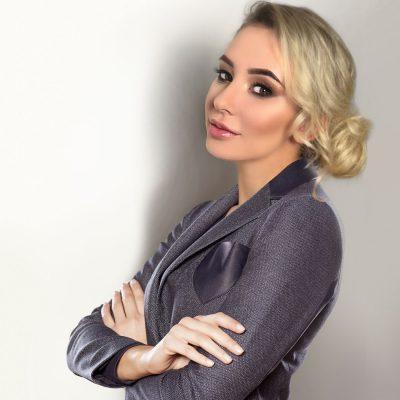 Marya Dzmitruk, VP Marketing, Zailab
