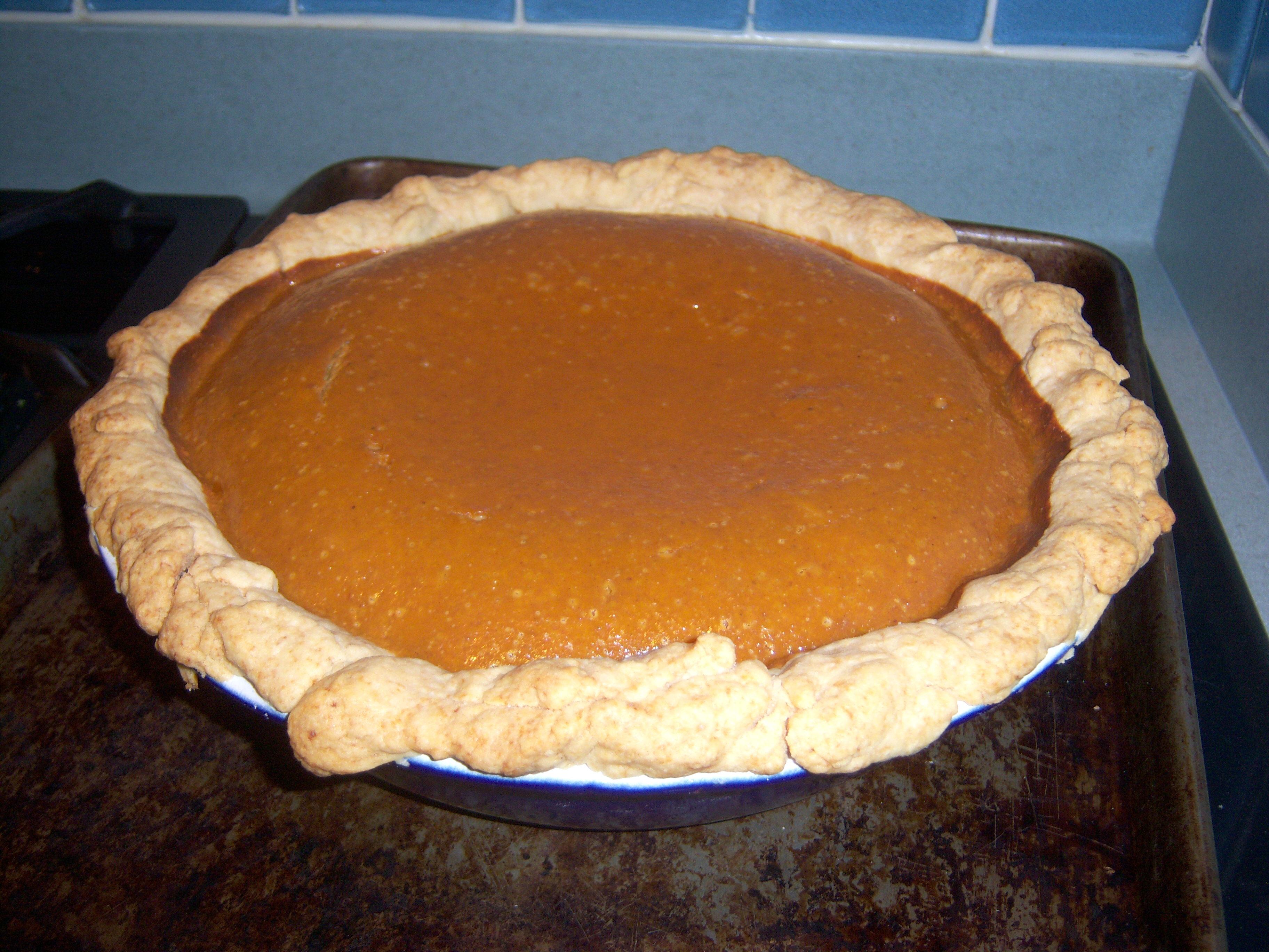 Martha's pie