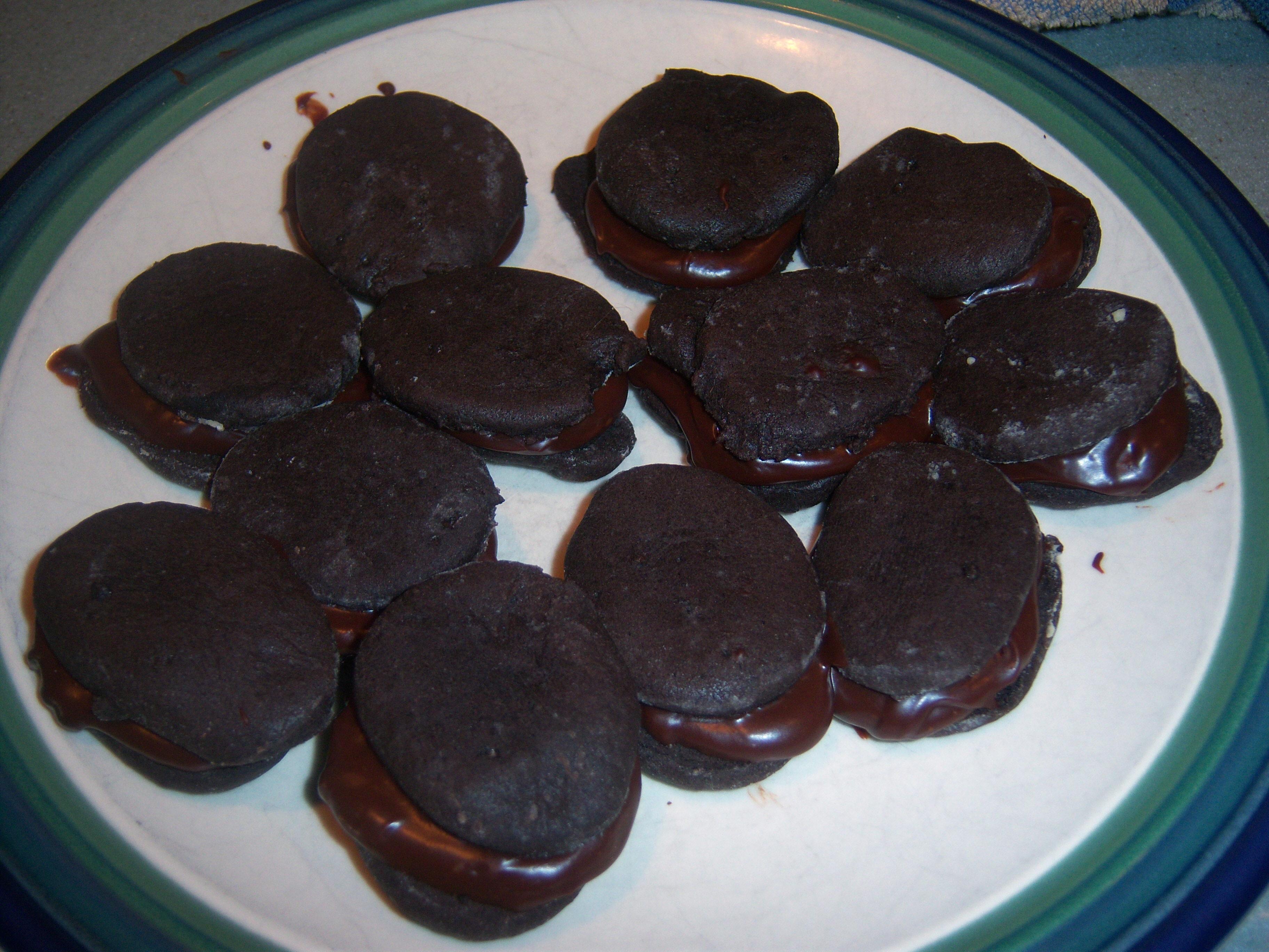 dark choc cookies 2