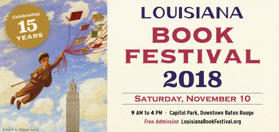 Dr Martha Boone will speak at The Louisiana Book Festival in Baton Rouge Louisiana on Saturday November 10th