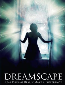 The print cover of Dreamscape, Real Dreams Really Make a Difference second edition.