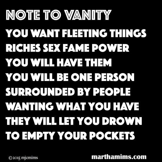 notevanity