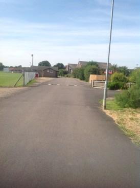 Surfacing of Playing Field Lane