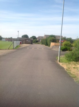 Surfacing of Playing Field Lane