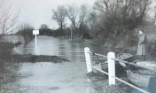 Floods at Somerton