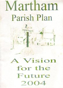 Parish Plan Cover