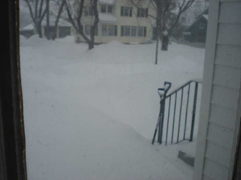 Disappearing Shovels
