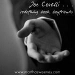 Joe Covelli of the Just Breathe series by Martha Sweeney