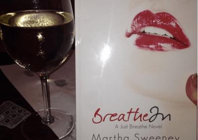 Paperback Breathe In by Martha Sweeney