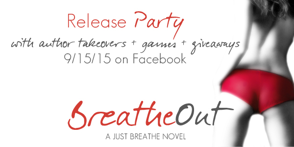 Breathe Out Release Party on Facebook
