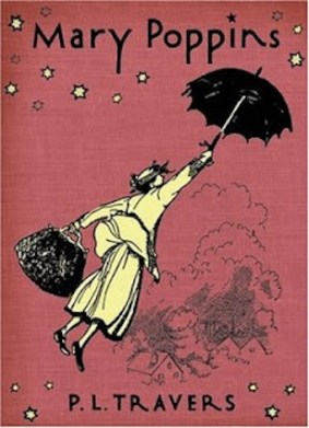 Mary Poppins, by PL Travers
